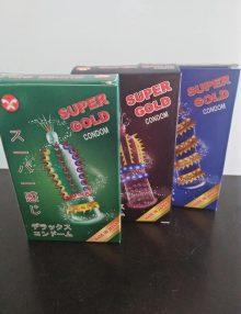 Bao cao su bi gai Super Gold bán tại Đà Nẵng