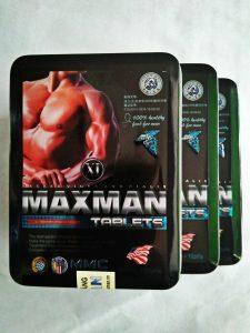Maxman 3800mg là thuốc cường dương bán tại Đà Nẵng