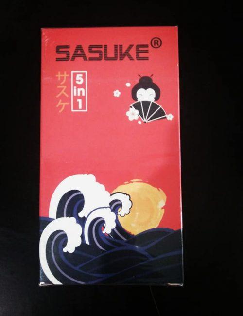 Bao cao su sasuke 5in1 bán tại Đà Nẵng
