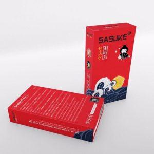 Bao cao su Sasuke 5 in 1 bán Đà Nẵng