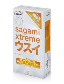 Bao cao su sagami xtreme super thin siêu mỏng 0.03 bán ở Đà Nẵng