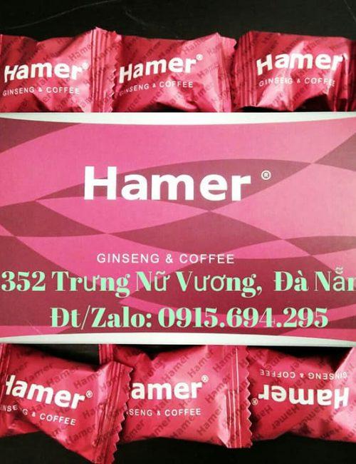 Kẹo sâm Hamer bán tại Đà Nẵng tăng cường sinh lý Nam
