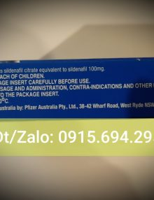 Viagra Pfizer 100mg bán tại Đà Nẵng