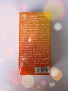 Bao cao su True-X SeduceX hộp 12 bao bán Đà Nẵng thuộc dòng bao cao su tăng hưng phấn, kéo dài thời gian quan hệ, có gai, siêu mỏng.